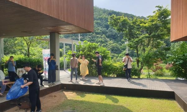[스케치] 서울시 평화통일캠프 - 비더피스 1차 (2021.7.7-9)