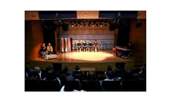 [아시아경제] 청각장애인을 위한 즉흥연극 '나의 이야기 극장'...24일 인천 올림픽기념관