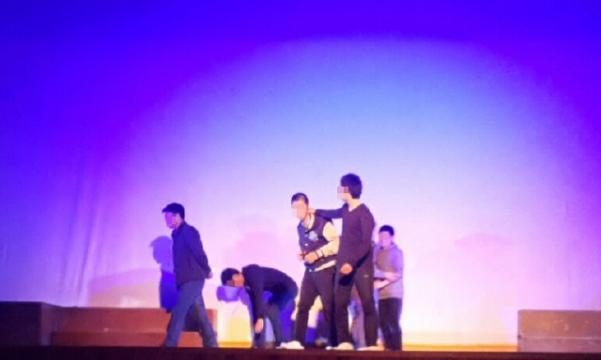[한겨레신문] 소년원 아이들, 연극배우가 되다