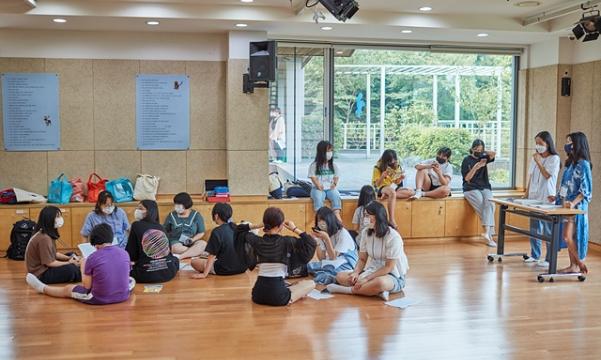 [스케치] 독서문화캠프_나의인생드라마_성남쉼터 (2021.8.4)