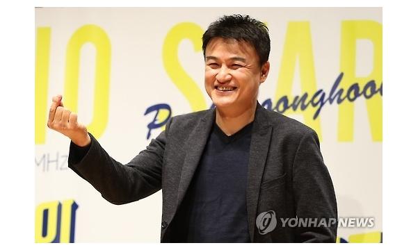 [연합뉴스] 배우 박중훈, 언론인 노종면씨가 독방체험 자처한 이유는