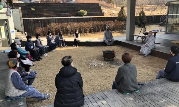 [참가후기] 11기 금강스님과 함께하는 무문관 (2021.2.21~2.27)