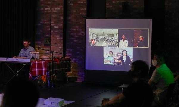 대학로 이음 아트홀 공연(2020.07.26) _ 마음으로 듣는 나의 이야기 극장