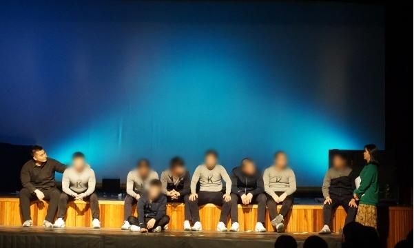 [연합뉴스] 서울소년원 학생들, 자전적 이야기로 치유연극 연기