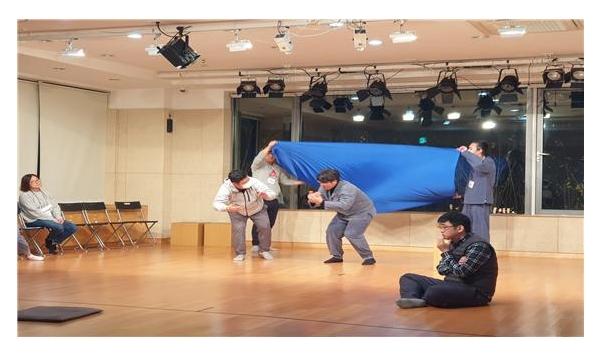 [스케치] 장애-비장애 공감연극학교 2차 캠프 (11.09~11.12)